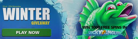 win a 1000 whimsical winter win 1 000 free spins in casinoluck s winter giveaway