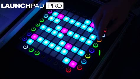 Novation Launchpad Pro Launchpad Pro Novation Launchpad Pro Overview