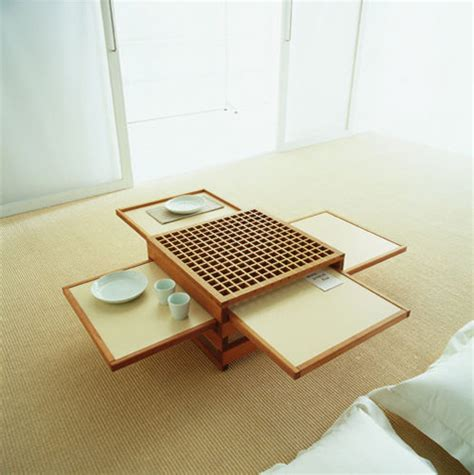 Expandable Coffee Tables Cool Expandable Coffee And Dining Tables By Sculrtures Jeux Digsdigs