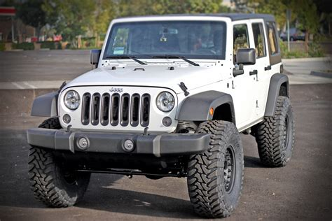 Lift Kit For Jeep Wrangler Jk 2014 Jk Jeep Wrangler Gets Raised With A Teraflex 3 Quot Lift