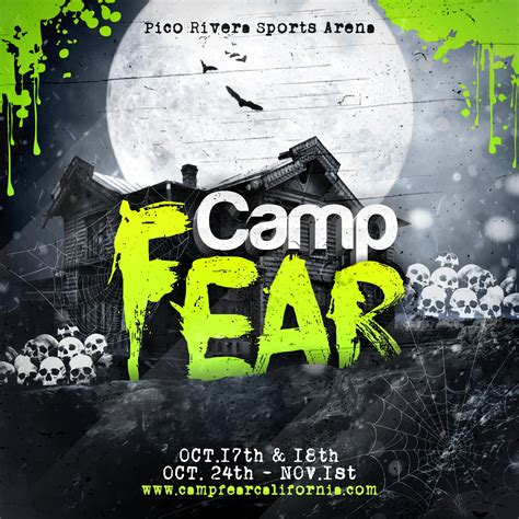 Pico Rivera Sports Arena Events Calendar C Fear W Edm Event Oct 31 Tickets The Pico Rivera