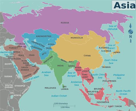 russia map european part tina on quot map of asia showing countries