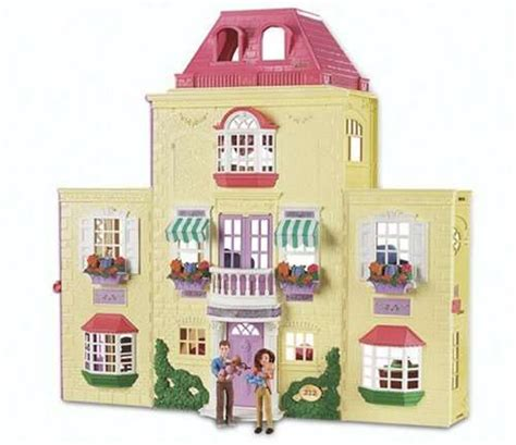 fisher price loving family time dollhouse review and