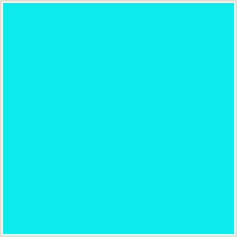 light turquoise color 0cebeb hex color rgb 12 235 235 bright turquoise