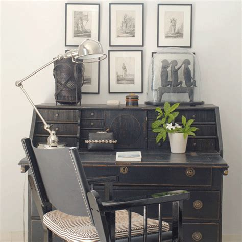 Vintage Home Office Desk Mix And Chic Home Office Inspirations In Every Styles