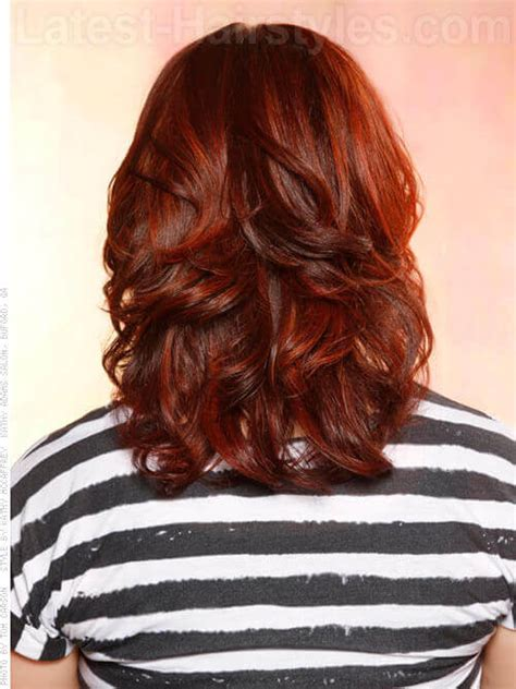 hair layered and curls up in back what to do with the sides 22 cool hairstyles that are always in style