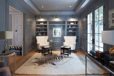 Decorating Ideas For Bookcases By Fireplace Paneled Library Design Ideas