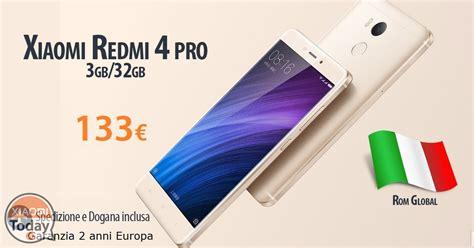 Xiaomi Redmi 4 Prime Silver 332 Rom Global Official codice sconto xiaomi redmi 4 pro 3 32gb whitegold silver