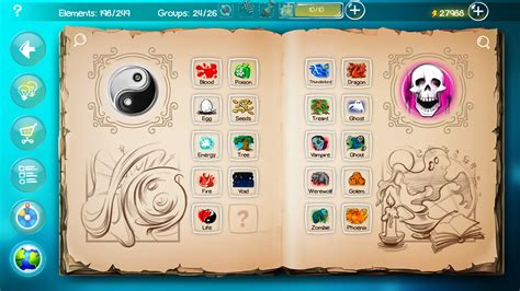 doodle iphone combinations list 190 doodle god blitz alchemy android apps on play
