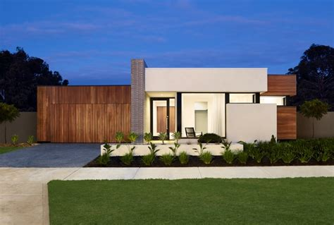 modern home design one story contemporary single storey house facade google search