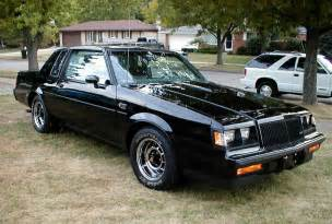 87 Buick Regal Gnx Q3 87 Buick Regal Gnx