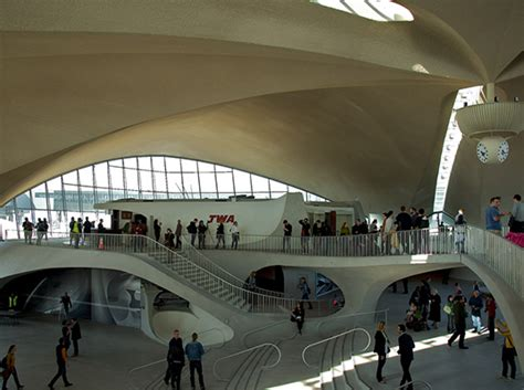 iconic eero saarinen jfk airport terminal will new