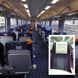 south west trains class carriages