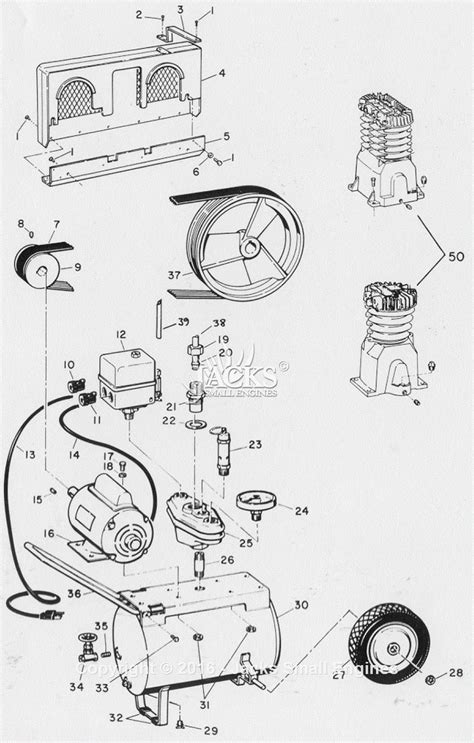 air compressor condor pressure switch wiring diagram air