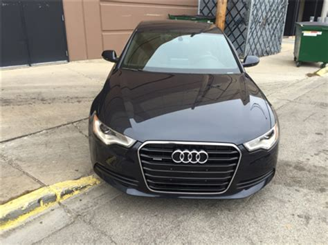 Audi A6 For Sale In Chicago Audi For Sale Chicago Il Carsforsale