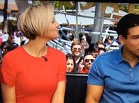 extra host bob haircut 31 best charissa thompson hair images on pinterest