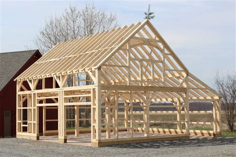 Timber Frame Garage With Living Quarters by 25 Best Ideas About Timber Frame Garage On
