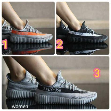 Sepatu Sport Adidas Yezzy Sply 350 Pria Wanita Merah Hitam jual discon sepatu adidas yezzy sply 350 impor di lapak razan sport aprilio