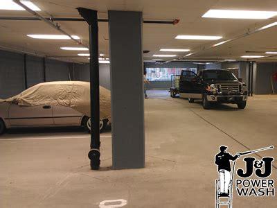Power Wash Garage by Parking Garage Pressure Washing Philadelphia Power Wash