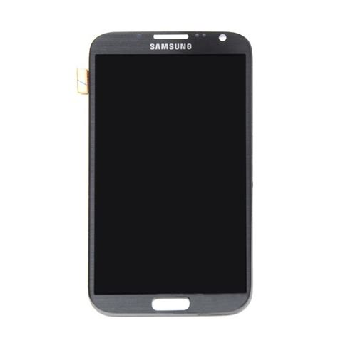 Lcd Galaxy Note 2 lcd screens samsung galaxy note 2 n7100 lcd display touch screen digitizer assembly grey was