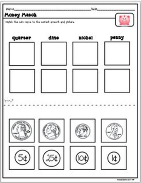 Coin Values Worksheet by Here S A Simple Activity For Introducing Coins And Coin