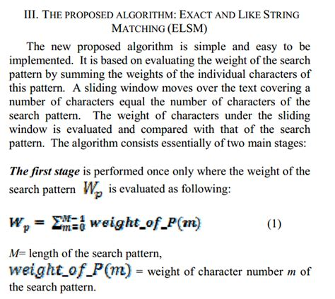 string pattern matching questions algorithm string matching character weight stack
