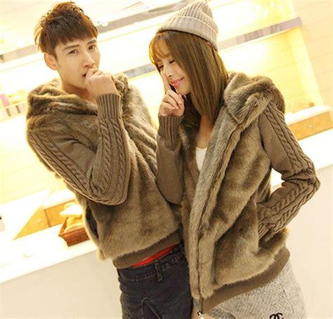 Outerwear Sweater Rabbit Sweater fur coat 2014 fur outerwear sweater rabbit fur top s thickening thermal patchwork jpg