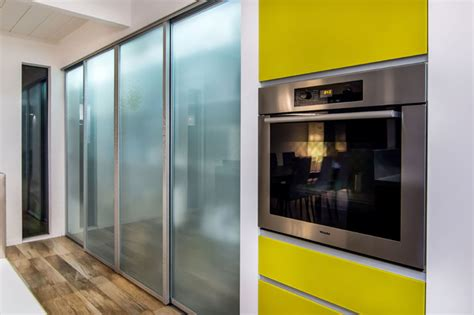 sliding door design for kitchen the sliding door company kitchen