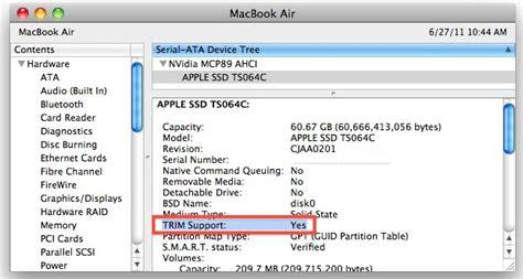 mac os x 10 6 update 8 trim ssd support enabled in mac os x 10 6 8 update