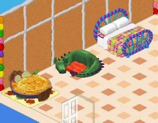 apple pie bed apple pie bed is quot single serve quot size webkinz community
