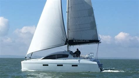 40 ft catamaran for sale uk new and used catamarans trimarans and yachts for sale uk
