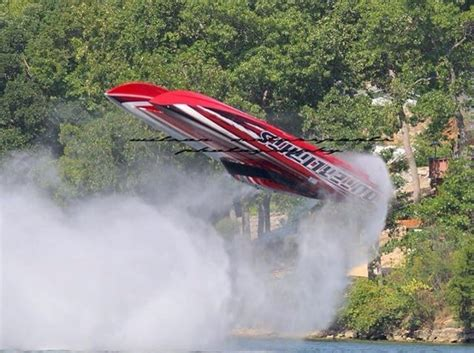 cigarette boat crash lake of the ozarks big toys at the lake kwos
