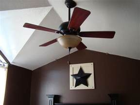 vaulted ceiling fan neiltortorella