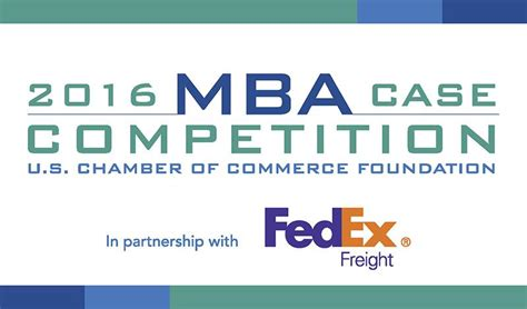 American Chamber Of Commerce In Mba by Mba Competition U S Chamber Of Commerce Foundation