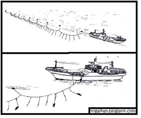 Pancing Rawai macam macam alat penangkap ikan toga ikan