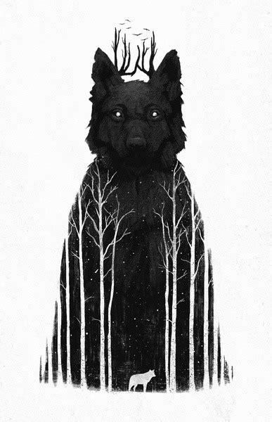 imagenes tumblr lobos lobos negros tumblr