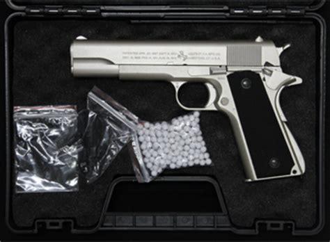 Jual Airsoft Gun Handgun Metal Jual Gas Pistol Angin