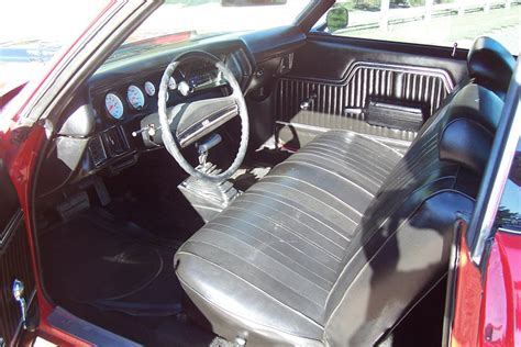 1971 Chevelle Ss Interior by 1971 Chevrolet Chevelle Ss 2 Door Hardtop Re Creation 44547