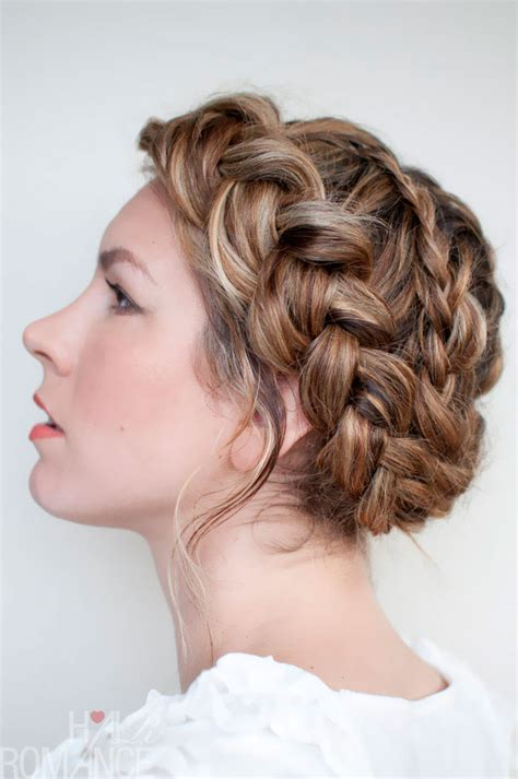 braided updos for long hair how to bridal hairstyles braided updos belle chic