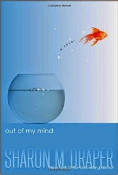 trapped in my mind rescue me books librisnotes out of my mind by draper