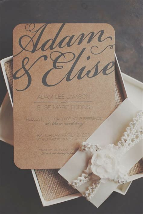 17 Best ideas about Rustic Wedding Invitations on