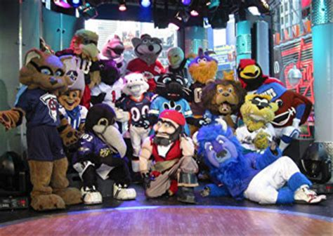 big league babble on the misadventures of a rabble rousing sportscaster and why he should be dead by now books nfl mascots football mascots