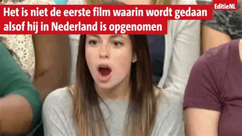 designated survivor amsterdam designated survivor made in holland of toch niet