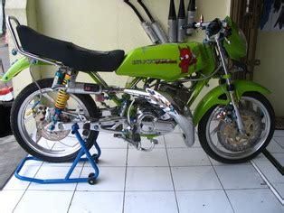 Piringan Standard Smash honda vario modified