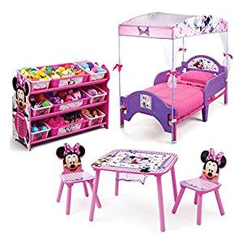 amazon childrens bedroom furniture amazon com minnie mouse kids bedroom furniture sets 3