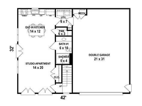 shop blueprints garage apartment plans two car garage apartment plan