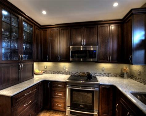 kitchen colors dark cabinets image best kitchen colors with dark cabinets download