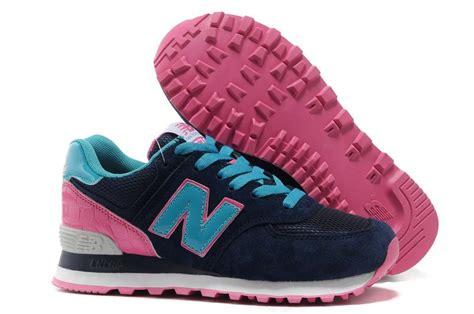 Nb 574 Pink Black promotion nb 574 new balance wl574bfp