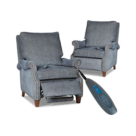 Motorised Recliner by Fairfield 7016 Er Recliner Collection Motorized Recliner