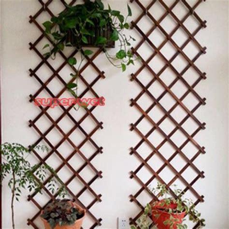 Wooden Wall Trellis Wood Wall Trellis Expanding Garden Flower Plant